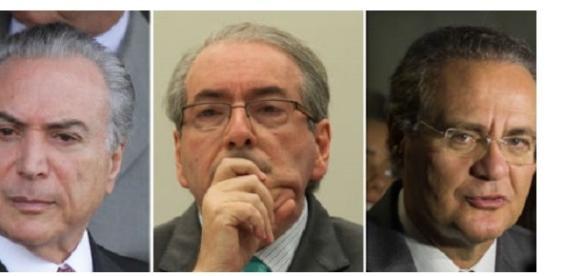 Que vai sentar na cadeira de Dilma Rousseff.