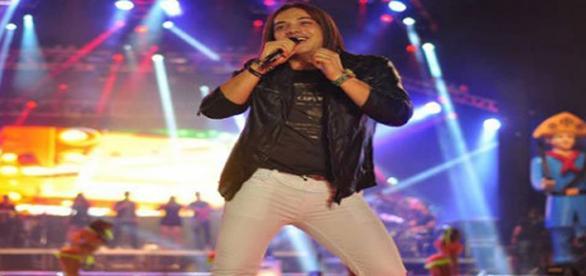 Wesley Safadão um dos cantores mais promissores.