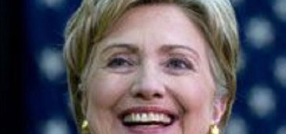Candiate Hillary Clinton (Credit State Dept)