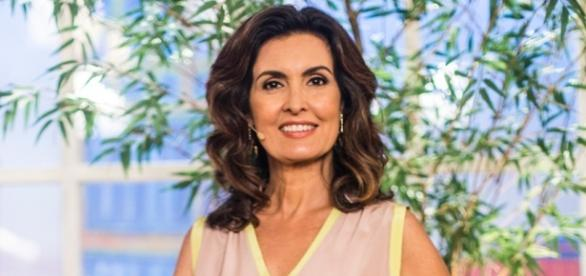 Fátima Bernardes estava internada