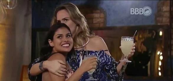 Munik e Ana Paula (Reprodução/Globo)