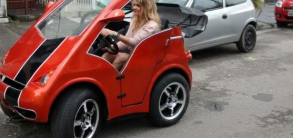 Nanico Car. Solução brasileira contra poluição