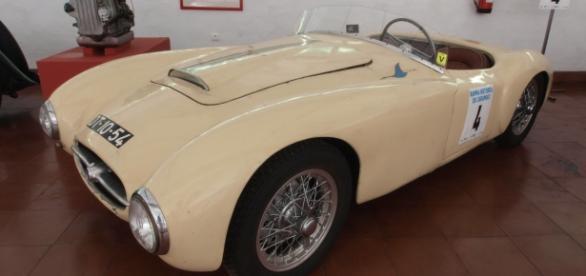 O modelo Alba construído em 1952 foi muito popular