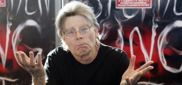 O próprio Stephen King anunciou a novidade