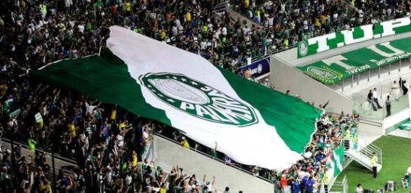 Palmeiras só perde para o Corinthians na disputa