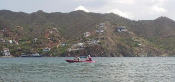 Taganga un pueblo de pescadores