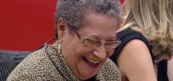 Dona Geralda - Foto/Reprodução: Globo