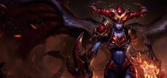 Shyvana, campeón de League of Legends
