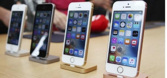 Apple, lança novo aparelho celular iPHONE SE.