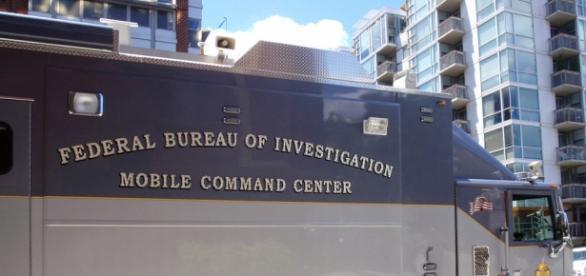 FBI mobile command center. Daniel Lobo/Flickr.
