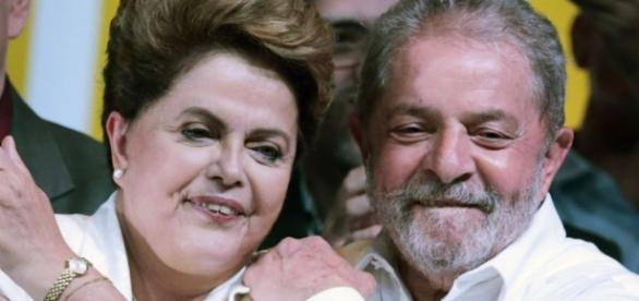 Lula da Silva ficaria em terceiro na corrida