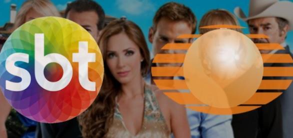 Novelas mexicanas do SBT e da Televisa.