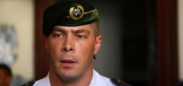O militar da GNR condenado a 8 meses de suspensão