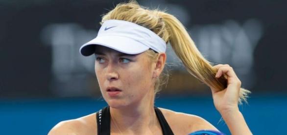 Sharapova foi pega no doping por uso de Meldonium