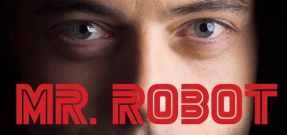 Cartel promocional de Mr.Robot