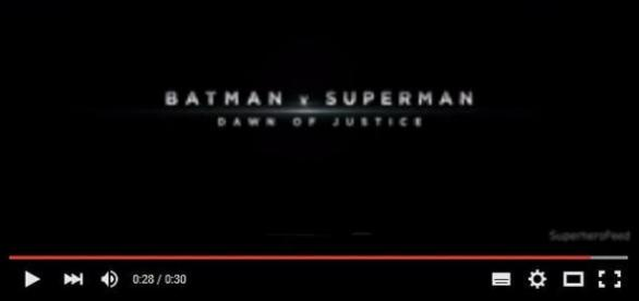 Detective Comics hace oficial el último spot de 'Batman v Superman: Dawn of Justice'