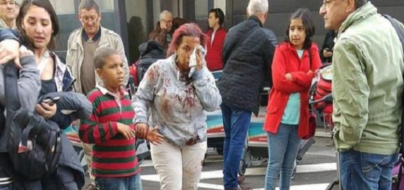 Las imágenes y vídeos más impactantes del atentado de Bruselas.