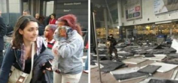 Mărturiile românilor aflați pe aeroportul din Bruxelles