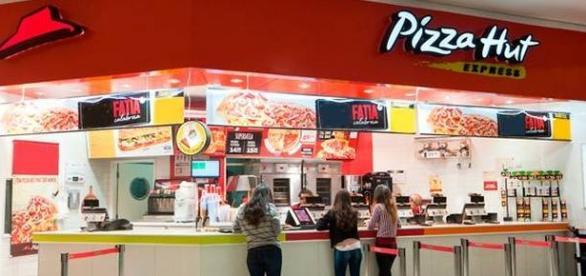 Oportunidades de trabalho na Pizza Hut