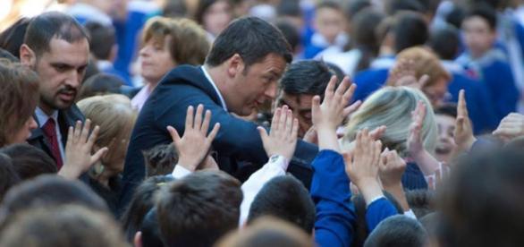 Renzi in visita istituzionale in Brasile (Fonte Fb)