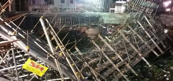 Saiu o laudo do desabamento do viaduto em Fortaleza.