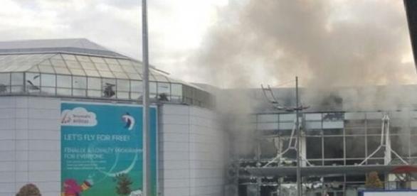 Șase explozii au zguduit Belgia