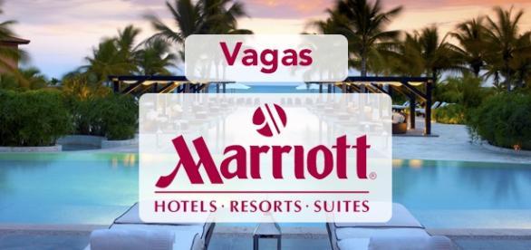 Vagas na rede Marriott. Foto: Reprodução Worldpropertyjournal.