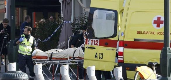 270 pessoas ficaram feridas depois dos atentados
