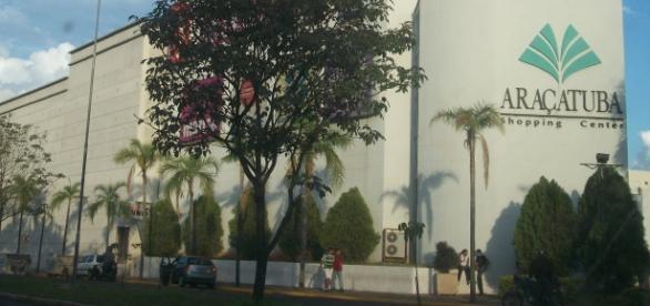 Araçatuba-SP (Reprodução/ Wikipedia)