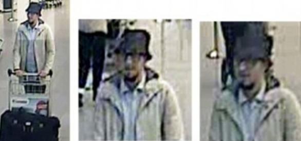 Cel mai căutat om al momentului Foto Poliția belgiană