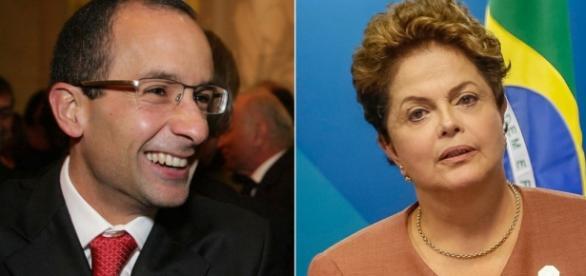 Dilma Roussef - Foto/Montagem: Google