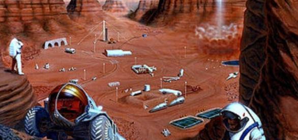 Future Mars explorers (Credit NASA)