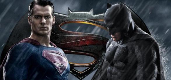 O homem morcego versus o homem de aço: uma batalha de tirar o fôlego