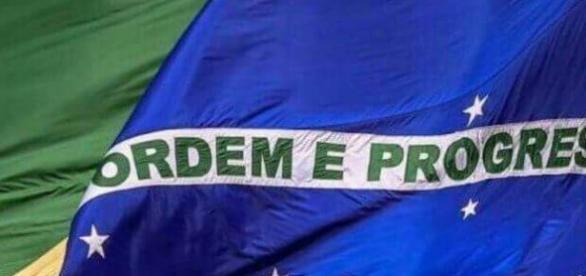 Ordem e Progresso é o que todos os brasileiros desejam!
