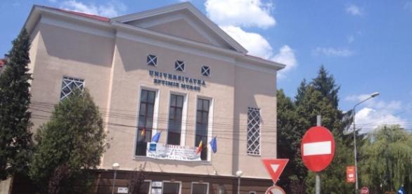 """Universitatea """"Eftimie Murgu"""" din Reşiţa"""