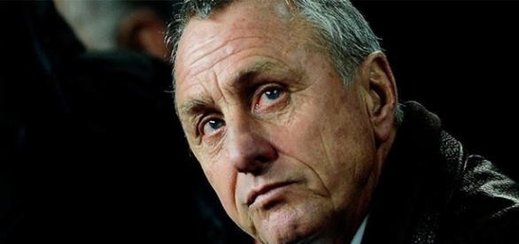 Cruyff ha muerto esta mañana en Barcelona