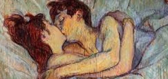 El beso, una de las actividades más placenteras