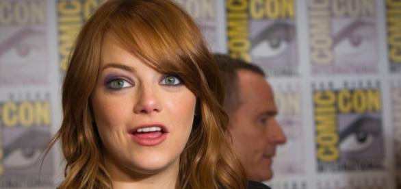 Emma Stone está envolvida em novo show