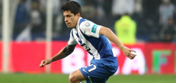 Juan Iturbe foi pouco utilizado na sua primeira passagem pelo FCP