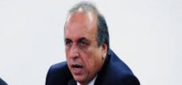Luiz Fernando Pezão - governador do Rio de Janeiro