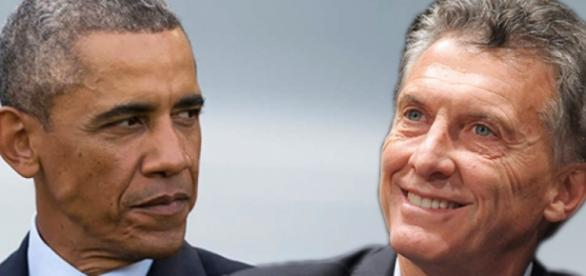 Obama e Macri realizam encontro diplomático em Buenos Aires