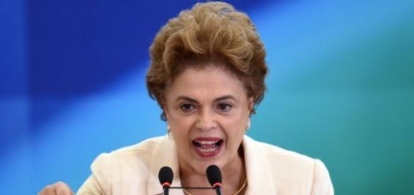 Presidente del Brasil Dilma Rousseff