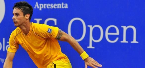 Rogério Dutra Silva pode saltar para o número 101 do ranking