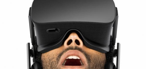 The Oculus Rift was one of the first VR headsets announced.