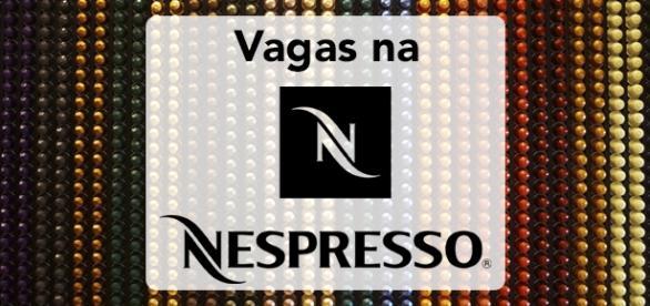 Vagas abertas na Nespresso - Foto: Reprodução Midwestkite