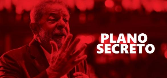 De acordo com revista, Lula pediria asilo