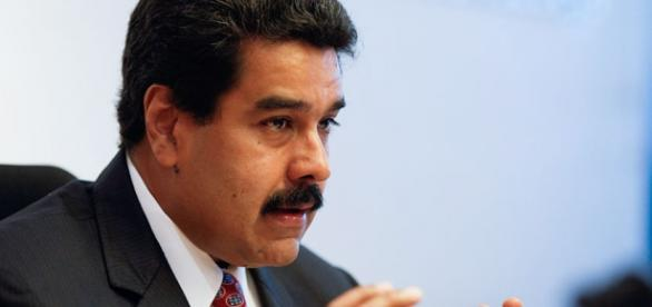 El presidente Nicolás Maduro no acepta la ley de amnistía