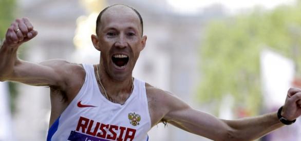 Kirdyapkin terá sua medalha de ouro conquistada em Londres cassada