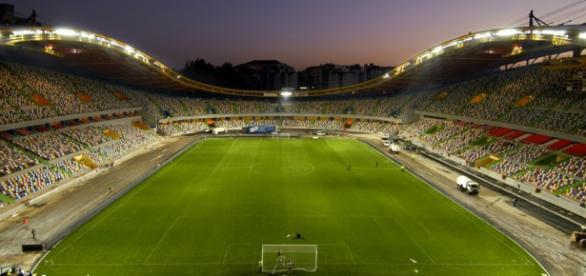 Portugal joga esta noite em Leiria.