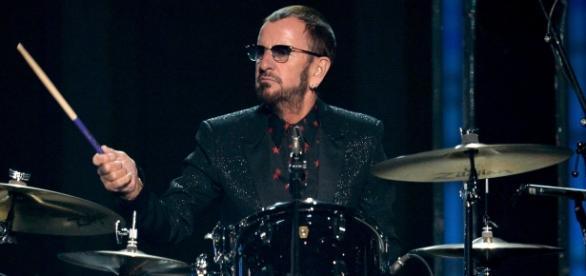 """Ringo Starr sempre foi considerado o músico mais """"fraco"""" dos Beatles"""